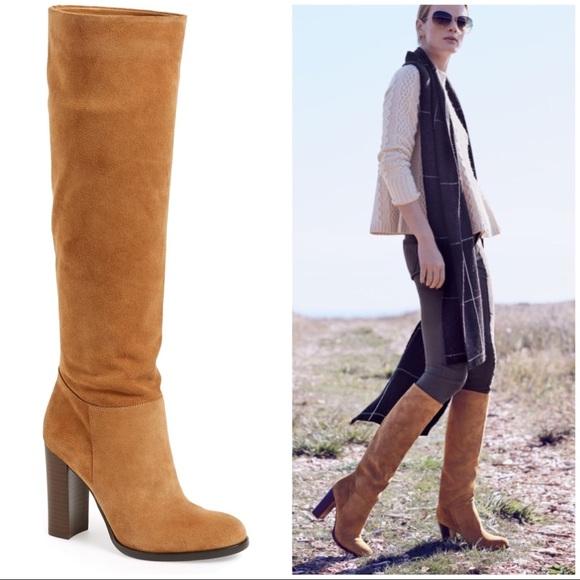 a4130ba08d305 Sam Edelman Victoria Slouch Boot Size 11